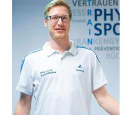 Daniel, Team, Physio & SportReha Marco Grimm Parsberg, Regensburg