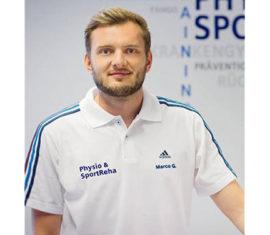 Marco Grimm, Geschäftsführer, hysio & SportReha Marco Grimm Parsberg, Regensburg